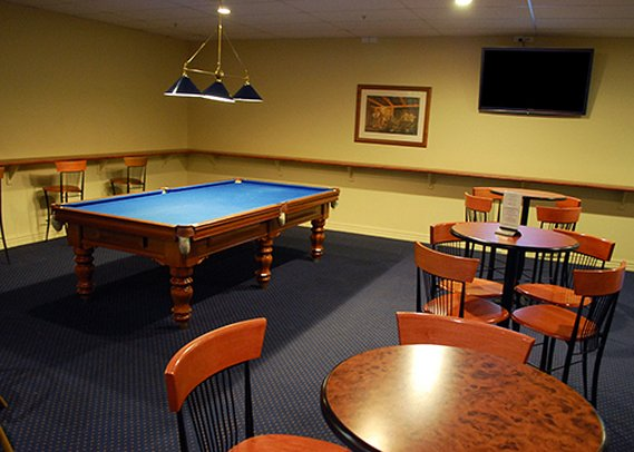 Clarion Hotel On Canterbury Bar/Lounge