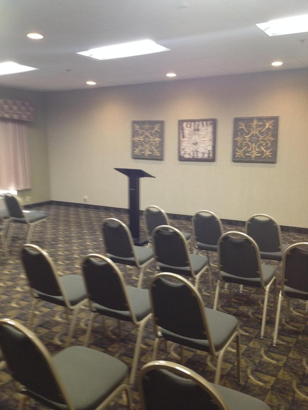 Hampton Inn-Birmingham I-65/Lakeshore Dr., AL. Meeting room