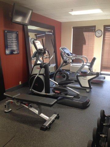 Hampton Inn-Birmingham I-65-Lakeshore Dr - Fitness Center