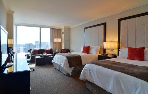 فندق أتلانتا - Grand 2 Double Guestroom