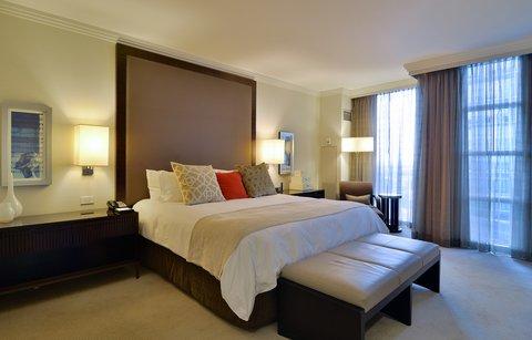فندق أتلانتا - Presidental Suite Bedroom