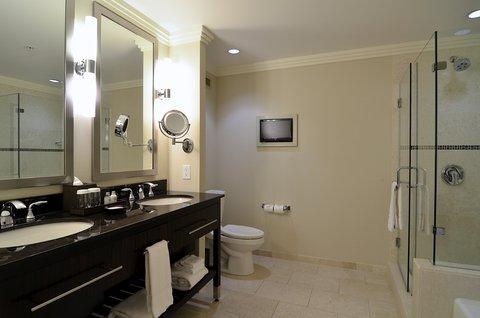 فندق أتلانتا - Grand Suite Bathroom