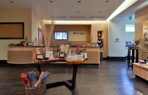 فندق أتلانتا - Exhale Spa Lobby