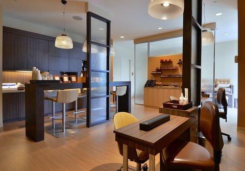 فندق أتلانتا - Exhale Spa Mani Pedi Room