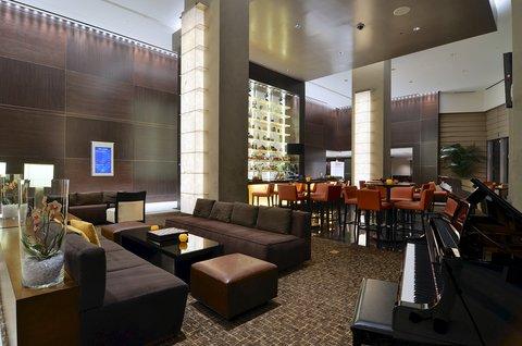 فندق أتلانتا - Lobby Seating Area