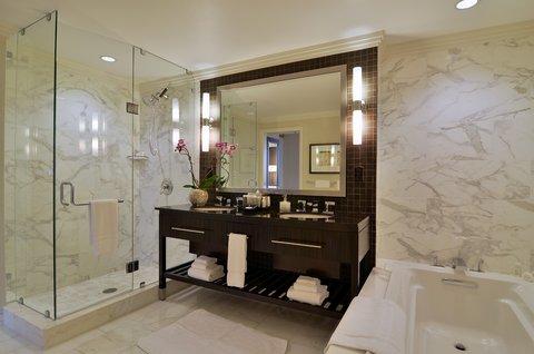 فندق أتلانتا - Vice Presidental Bathroom