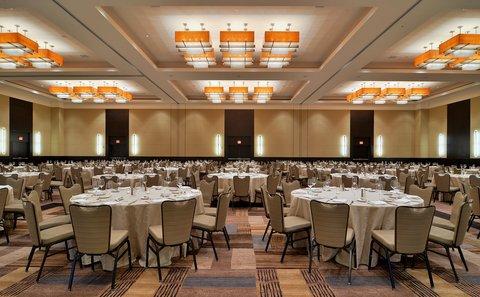 فندق أتلانتا - Ellington Ballroom