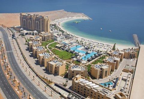 فندق ومنتجع دبل تري من هيلتون - سبا مارجان - Resort Aerial View