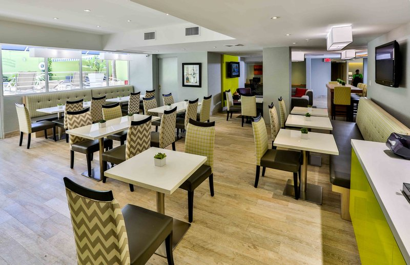 Holiday Inn Express San Juan Gastronomie