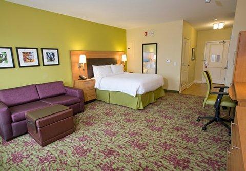 TownePlace Suites Jackson Ridgeland/The Township at Colony Park - Studio King Suite