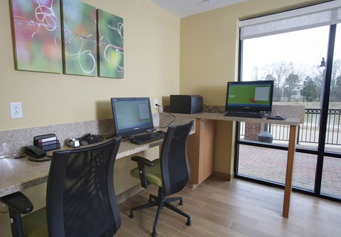 TownePlace Suites Jackson Ridgeland/The Township at Colony Park - Business Center