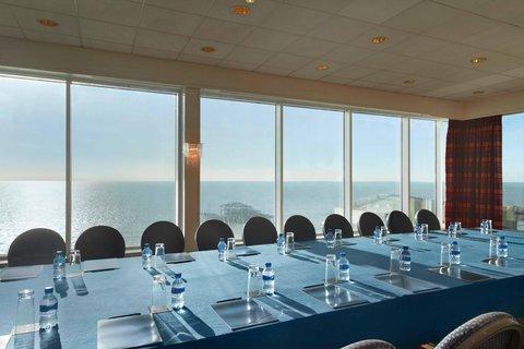 Hilton Brighton Metropole - Chartwell Boardroom