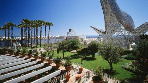 فندق آرتس برشلونة - Garden With Fish