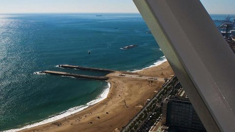 فندق آرتس برشلونة - View At The Beach