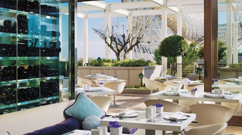 The Ritz Carlton Hotel Arts Barcelona Ravintolat
