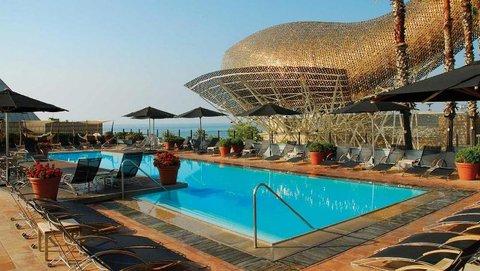 فندق آرتس برشلونة - Pool With Fish