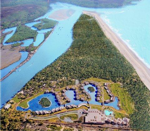凯宾斯基里拉饭店 - Aerial View