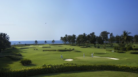 凯宾斯基里拉饭店 - Golf Course