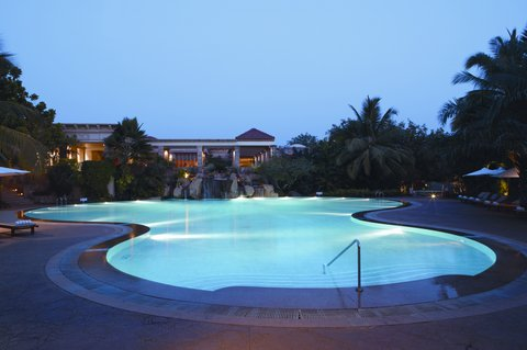 凯宾斯基里拉饭店 - Pool