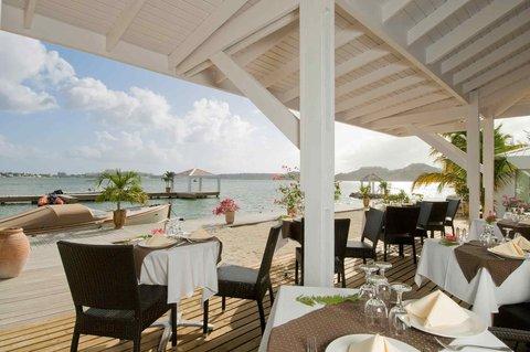 Mercure St Martin Marina and Spa  - Restaurant
