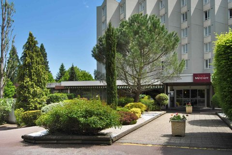 Mercure Saint Etienne Parc de l'Europe - Recreational Facilities