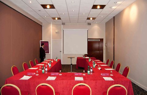 Mercure Saint Etienne Parc de l'Europe - Meeting Room