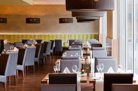 Mercure Hotel Hamburg am Volkspark (ex Novotel Hamburg Arena) - Restaurant
