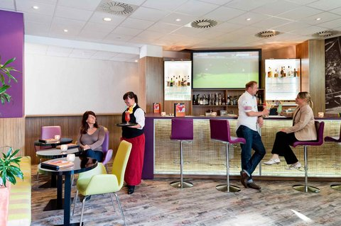 Mercure Hotel Hamburg am Volkspark (ex Novotel Hamburg Arena) - Interior
