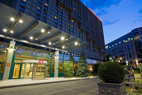 Mercure Budapest Buda Hotel - Exterior