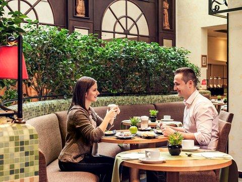 Mercure Budapest Buda Hotel - Restaurant