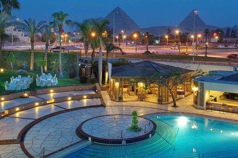 Mercure Cairo Le Sphinx Hotel - Exterior