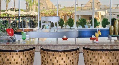 Mercure Cairo Le Sphinx Hotel - Interior