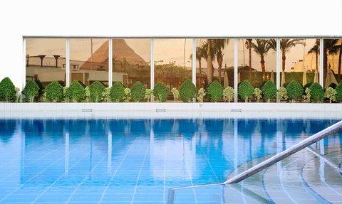 Mercure Cairo Le Sphinx Hotel - Recreational Facilities