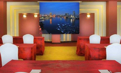 Mercure Cairo Le Sphinx Hotel - Meeting Room