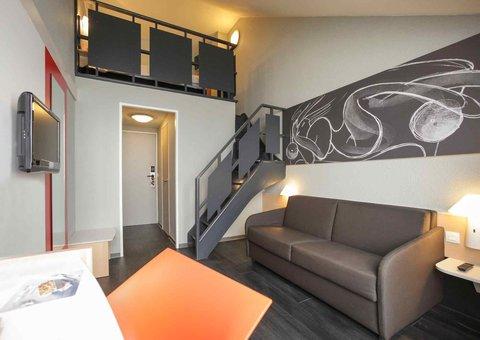 ibis Granville Port de plaisance - Guest Room