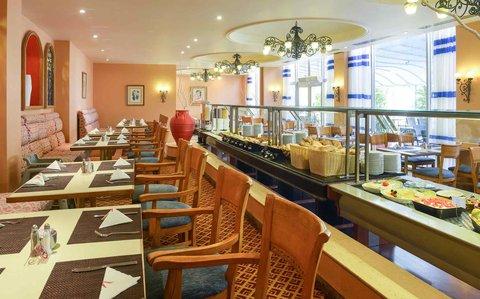 Mercure Ismailia Forsan Island Hotel - Restaurant