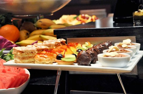 Grand Hotel Mercure Alger Aeroport - Restaurant
