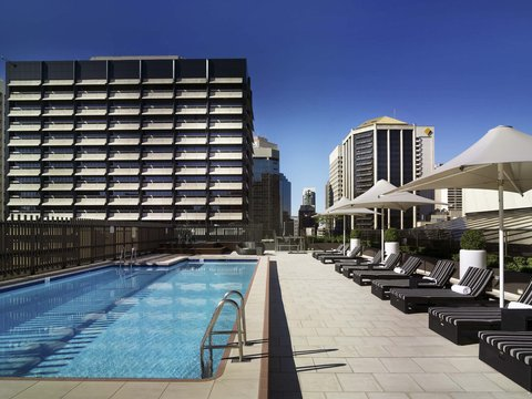 Sofitel Brisbane Central - Recreational Facilities