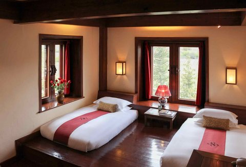 Songtsam Retreat at Shangri la MGallery Collection - Guest Room