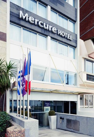 Mercure Montevideo Punta Carretas - Exterior
