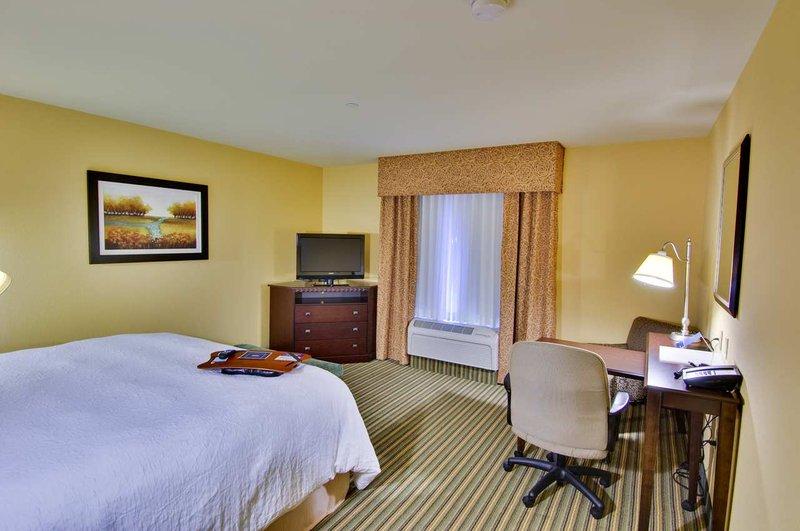 Hampton Inn & Suites Mt. Vernon / Belvoir - Alexandria South Area Widok pokoju