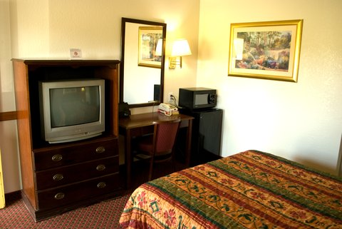 Americas Best Value Inn Abilene - One Queen Bed