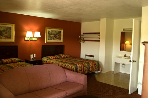 Americas Best Value Inn Abilene - Two Double Beds