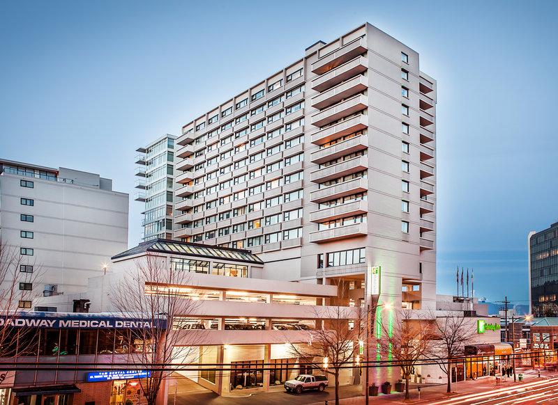 Holiday Inn Vancouver-Centre (Broadway) Kilátás a szabadba