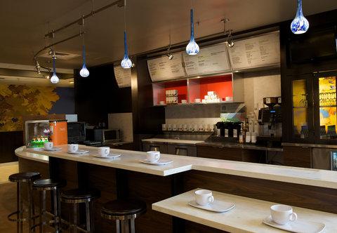 Courtyard Bloomington - The Bistro Bar