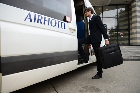 Aerotel Domodedovo - Complimentary Shuttle Service