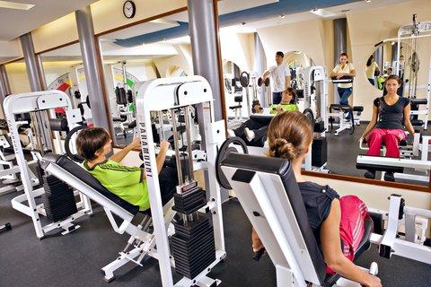 Aerotel Domodedovo - Gym