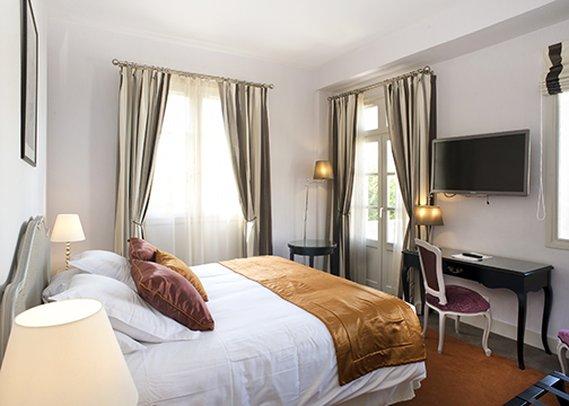 Clarion Hotel Chateau Belmont Zimmeransicht