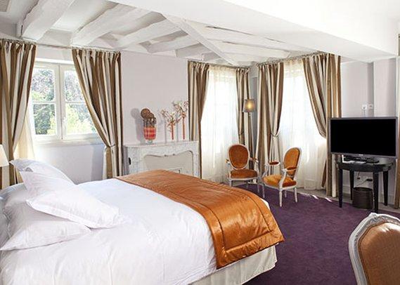 Clarion Hotel Chateau Belmont Suite