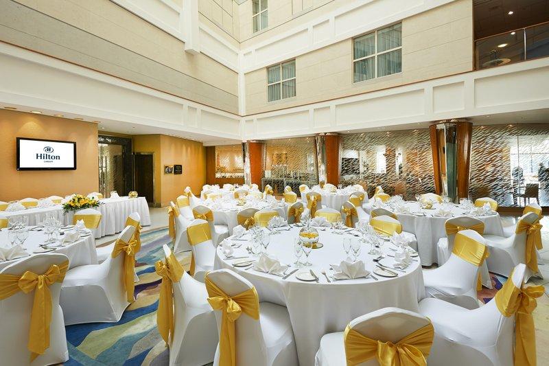 Hilton Cardiff Hotel Sala convegni